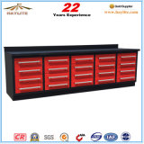 20drawersの中国Cheap 112inch Steel Tool Chest