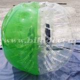 Половинный шарик пузыря футбола пузыря цвета TPU для малышей D5066