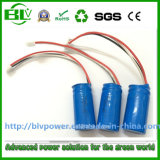 16340 600mAh LED Li Ion Battery Rechargeable Battery High Rate Battery for Customzied Battery Pack