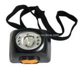 lampada di protezione di estrazione mineraria della lampada di protezione del minatore 3W Kl4.5lm