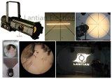 lumière ellipsoïde de Leko d'endroit de profil de zoom de 150W DEL pour l'éclairage d'étape
