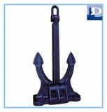 China Manufacturer Highquality Stockless AC-14 Hhp Anchor für Marine