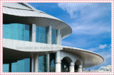 Het nieuwe Systeem van de Structuur van de Bundel van het Dak van het Staal van het Ontwerp voor Geprefabriceerd Stadion