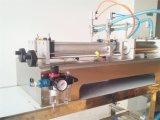 двойная головная жидкость 10-300ml или Softdrink пневматическая машина завалки
