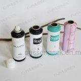 Aerosol de aluminio del aerosol para el mal olor del cuerpo de embalaje (PPC-AAC-014)