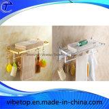 Mensola del tovagliolo dell'acciaio inossidabile del hardware della stanza da bagno (HP-01)