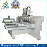 Máquina de gravura do router do CNC de China para o Woodworking