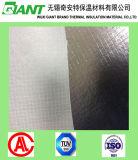 Tissu de garniture de fibre de verre de clinquant