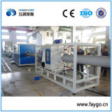Plastik-Belüftung-Rohr-Strangpresßling-Produktionszweig
