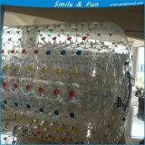 Bolas baratas de Zorb para PVC 1.0 de la talla los 2.7*2.2*1.7m del rodillo de la venta