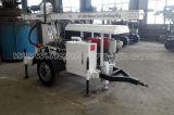 Type de remorque de Hf120W matériel Drilling de puits d'eau à vendre