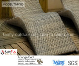 Wicker Woven Pool Rattan Luxury Chaise Lounge Chair