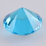 Paperweight Thank Giveaway Wedding Gift를 위한 호수 Blue Crystal Glass Diamond
