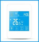Termóstato del sitio de pantalla táctil de WiFi LCD (TX-928-W)