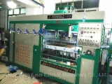 Plastikwegwerftellersegment-Vakuum Thermoforming, das Maschine herstellt
