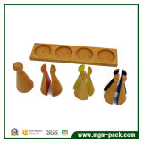 Interessantes Kids Wooden Education Toy für Fraction Training