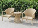 Carregamento elevado da quantidade da cadeira Stackable do Rattan ao ar livre