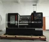 Hohes Starrheit CNC-Drehbank-Hilfsmittel, Drehbank-Maschine CNC, horizontale Drehbank