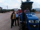 трактор 50HP Foton с CE и EPA