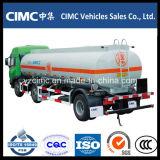 Carro 20cbm del depósito de gasolina de HOWO 6X4 con 6 compartimientos