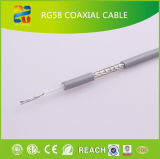 100m Coil 50ohm Rg58 Coaxial Cable (RoHS Ce Approved)