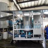 Épurateur de pétrole chaud de transformateur de vente fait à Chongqing
