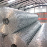 Chine Vente en gros de maille galvanisée soudée pour la construction (WWM)