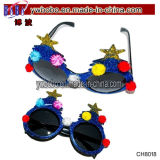 Диско новизны солнечных очков рождественской вечеринки Xmas стекел причудливый платья партии (CH8017)