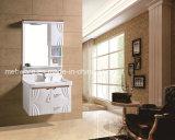 新製品の浴室用キャビネットPVC高品質の現代浴室ミラーのキャビネット