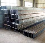 Луч h строительного материала стальной от изготовления Tangshan (HEA HEB)