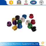 中国ISOは製造業者の提供のカスタムアルミニウム部品を証明した