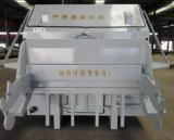 Grande tipo caminhão da compressão de lixo com capacidade de armazenamento de 18 Stere