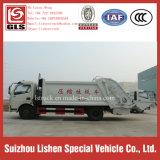 Camion di immondizia di compressione di Dongfeng 4*2 di stato della trasmissione manuale del compressore dell'immondizia nuovo