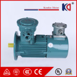 Velocidade da conversão de freqüência que regula o motor elétrico com 0.55kw