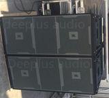 """O estilo de Jbl Vt4880 Dual do """" caixa sadia do altofalante PA 18 para o desempenho ao ar livre com o gabinete da madeira compensada do vidoeiro"""
