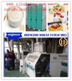 Máquina 10-100t/24h da fábrica de moagem do trigo