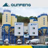 Impianto di miscelazione d'ammucchiamento concreto di /Concrete del dell'impianto (HZS60)