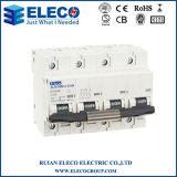 Hete Sale 3p Mini Circuit Breaker met Ce (ELB100H Series)