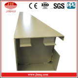 Material de pared blanca de la decoración de la fachada de aluminio para la venta