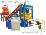Автоматическая машина делать кирпича цемента, конкретный блок Paver делая машину в машинном оборудовании конструкции