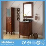 Clean Cut Classic Armoires en bois massif en bois avec armoire latérale (BV209W)