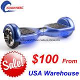 판매에 미국 창고 싼 Hoverboard $100에 있는 각자 균형을 잡는 스쿠터! !