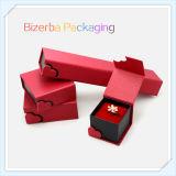Caja de embalaje de Jewllery de la cartulina de China del regalo de lujo del papel