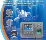 Controle de acesso do leitor e da impressão digital de cartão de Mifare (USCANII/MF)
