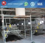 Equipo de acero de la granja avícola del puente Q235 (A-3L120)