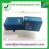 Le dispositif de couverture de qualité faite sur commande pour le livre, le document ou le CD/DVD a placé le cadre rigide de Slipcases