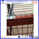 Стальной Decking ячеистой сети Q235 для шкафа паллета в хранении пакгауза