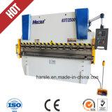 Тормоз гидровлического давления CNC гибочной машины плиты листа металла