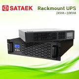 Vendita calda! ! ! UPS 1kVA 110V/120V/220V/230V di Sataek Rack Mount Online