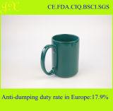 Bester verkaufender hochwertiger farbiger keramischer Becher, Farbe glasierte Kaffeetasse